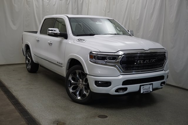 New 2020 Ram 1500 Limited Crew Cab 4x4 5 7 Box
