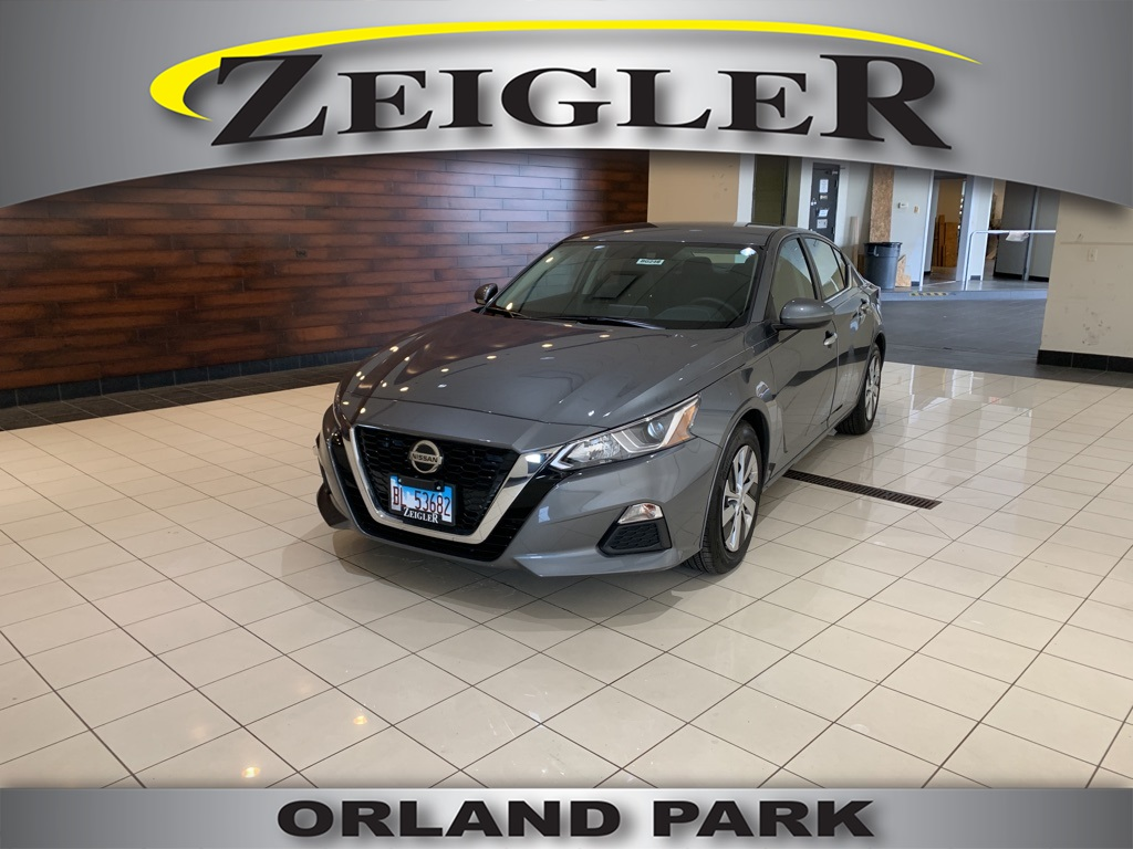 Pre-Owned 2020 Nissan Altima 2.5 S