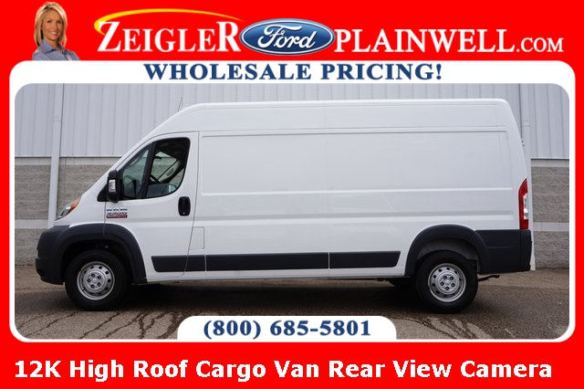 Pre-Owned 2018 Ram ProMaster 3500 High Roof
