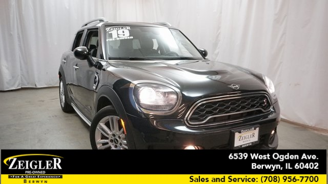 Pre-Owned 2019 MINI Cooper S Countryman ALL4 Signature