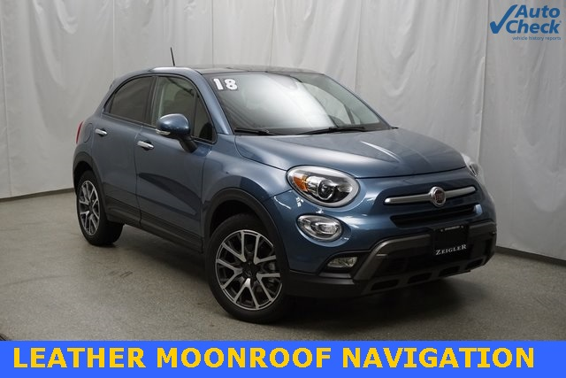 Pre-Owned 2018 FIAT 500X Trekking