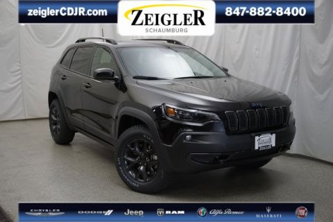New 2020 JEEP Cherokee Upland