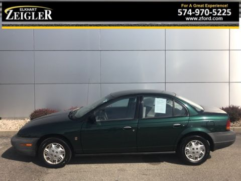 Pre-Owned 1997 Saturn SL1 Base