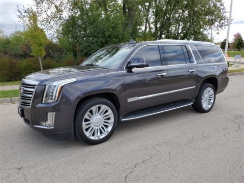 Pre-Owned 2015 Cadillac Escalade ESV Platinum Edition