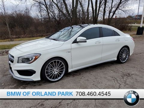 Pre-Owned 2016 Mercedes-Benz CLA CLA 45 AMG®